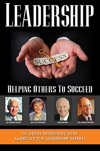 Cover of Leadership: Helping Others to Succeed