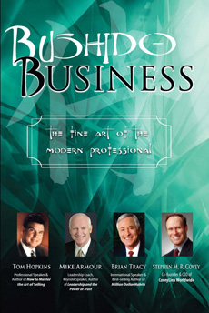 Cover of Bushido Business