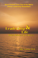 Cover of Leadership & Life